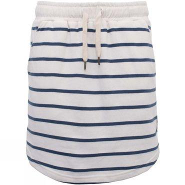 Womens Jersey Stripe Skirt
