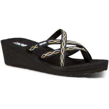 Womens Mush Mandalyn Wedge Ola 2 Flip Flop