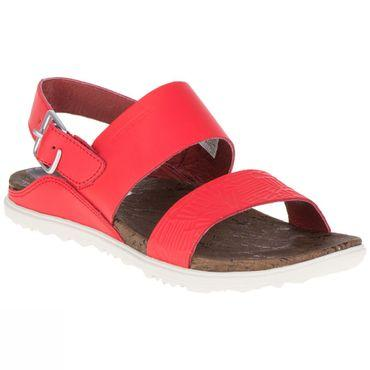 Womens Around Town Backstrap Print Sandal
