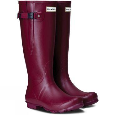 Womens Norris Field Side Adjustable Wellington Boots