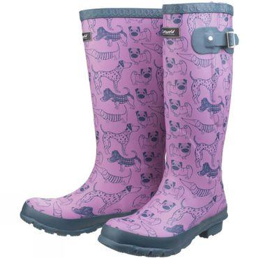 Womens Windsor Print Welly