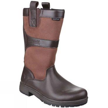 Womens Ascot Waterproof Pull On Welly