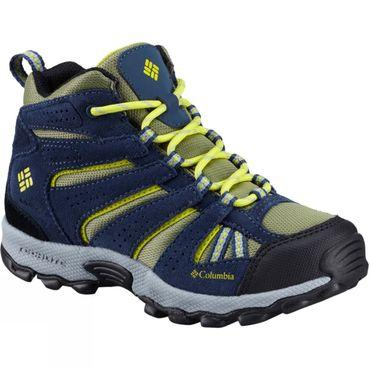 Childrens North Plains Mid Waterproof Shoe