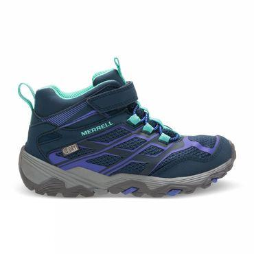 Girls Moab FST Mid Waterproof Boot
