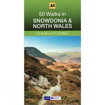 50 Walks in Snowdonia and North Wales