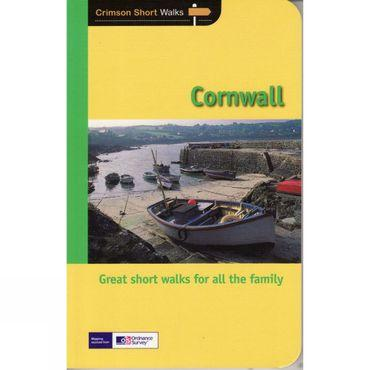 Cornwall: Crimson Short Walks