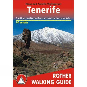 Tenerife: Rother Walking Guide