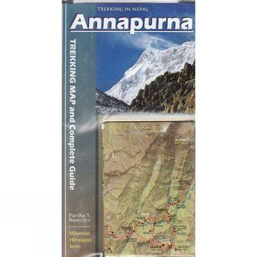 Annapurna: Trekking Map and Complete Guide