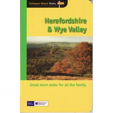 Herefordshire and Wye Valley: Pathfinder Short Walks 32