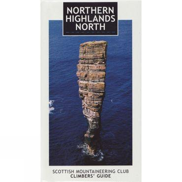 Northern Highlands North: Scottish Mountaineering Club Climbers' Guide
