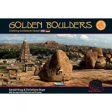 Golden Boulders: Hampi Climbing Guidebook