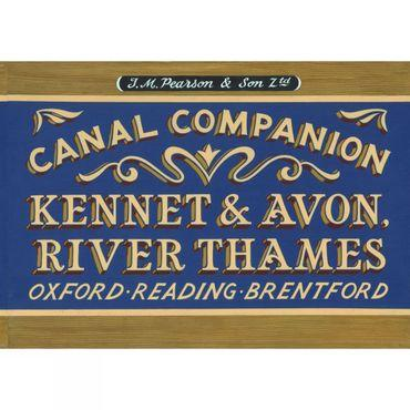 Kennet and Avon, River Thames: Canal Companion