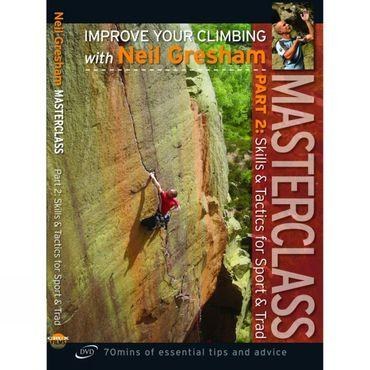 Neil Gresham Masterclass Part 2: Skills and Tactics for Sport and Trad (DVD)