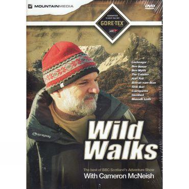 Wild Walks with Cameron McNeish (DVD)