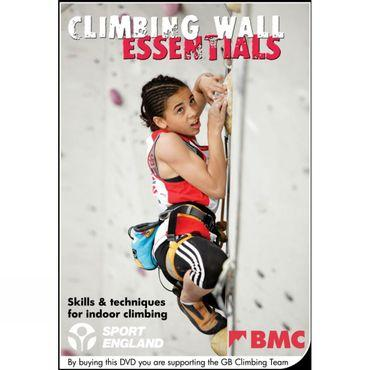 Climbing Wall Essentials (DVD)