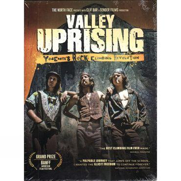 Valley Uprising: Yosemite's Rock Climbing Revolution (DVD)