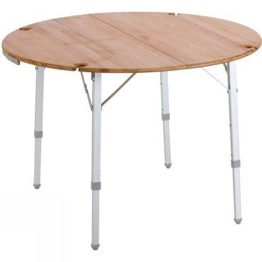 Bamboo Round Table 100cm