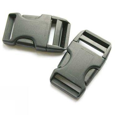 25mm Side Squeeze Buckles (x50 in Jar)