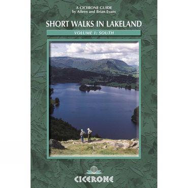 Short Walks in Lakeland Volume 1: South