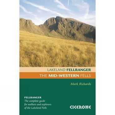 The Mid-Western Fells: Lakeland Fellranger