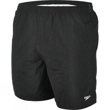 Mens Solid Leisure 16in Watershorts