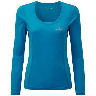 Womens Stride Long Sleeve Tee