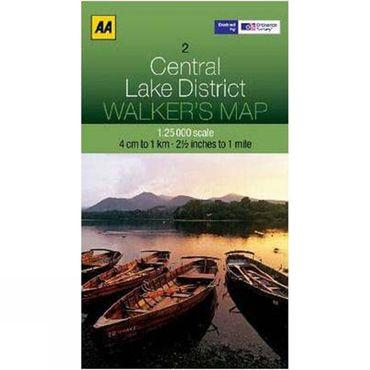 Central Lake District Map 02