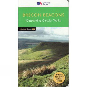 Brecon Beacons: Outstanding Circular Walks Pathfinder 18