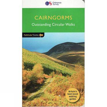 Cairngorms: Outstanding Circular Walks Pathfinder 4