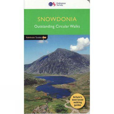 Snowdonia Outstanding Circular Walks