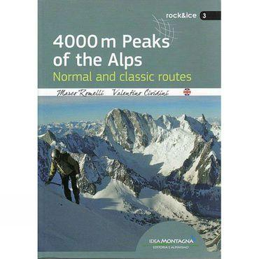 4000m Peaks of the Alps: Normal & Classic Routes