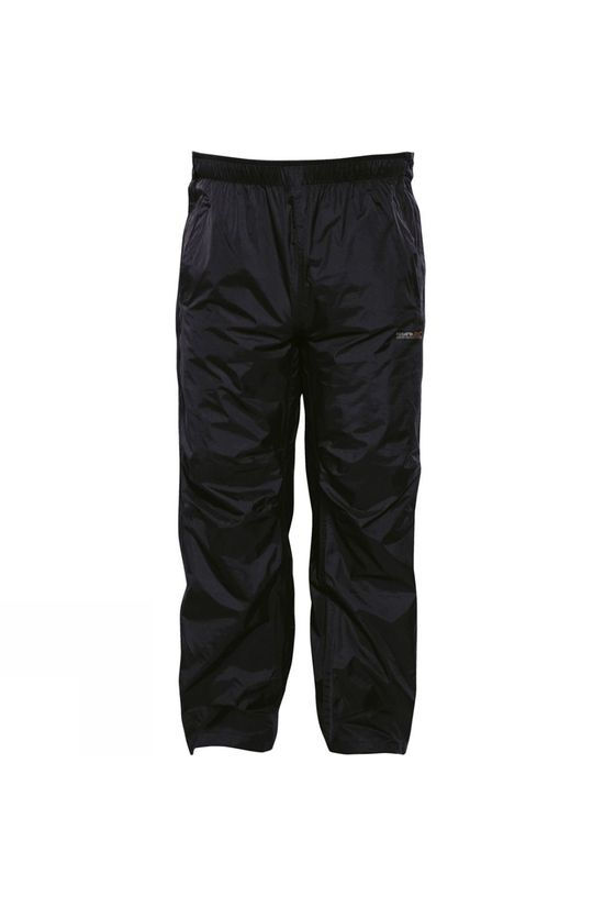 Regatta Mens Active Packaway II Overtrousers Trousers Black