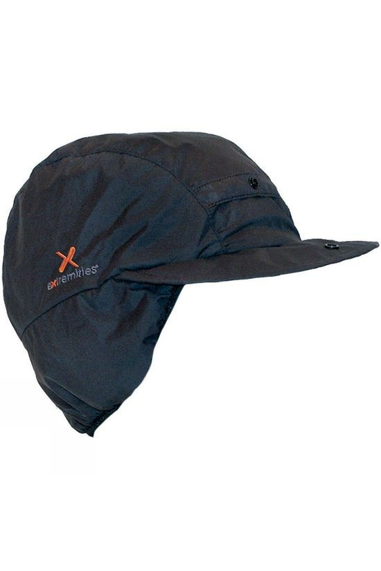 Extremities Ice Cap Black