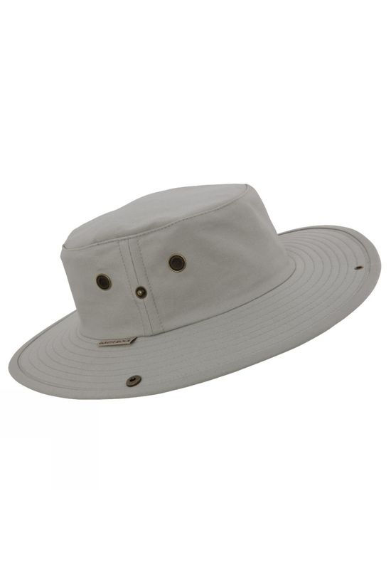 White Rock Mens Outback Hat Grey