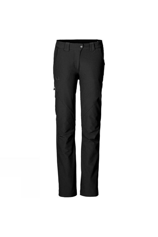Jack Wolfskin Womens Chilly Track Xt Pants Black