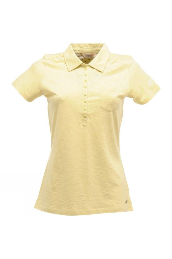 Regatta Womens Bye Bye Shirt Lime Fizz