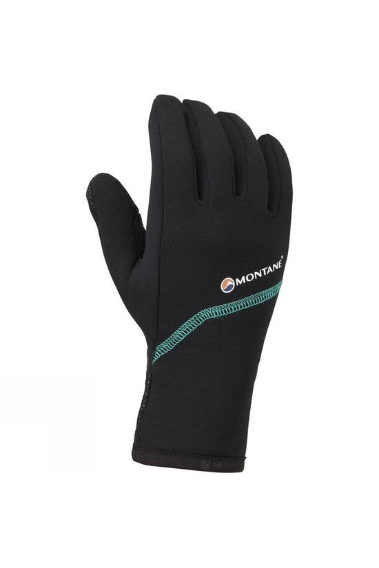 Montane Womens Power Stretch Pro Grippy Glove Black