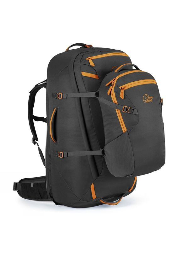 Lowe Alpine AT Voyager 70+15 Rucksack Anthracite/Amber