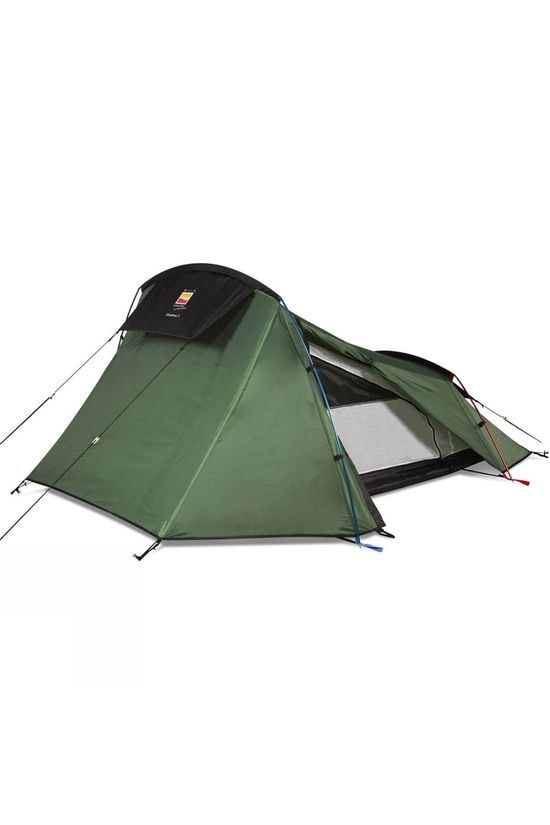 Wild Country Tents Coshee 3 Tent Green