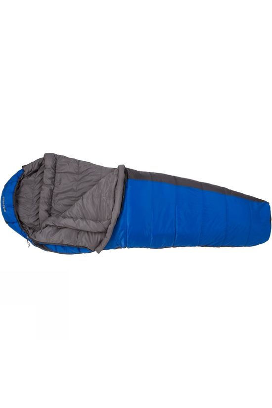 Ayacucho Sirius 200 Sleeping Bag Short Blue/Charcoal