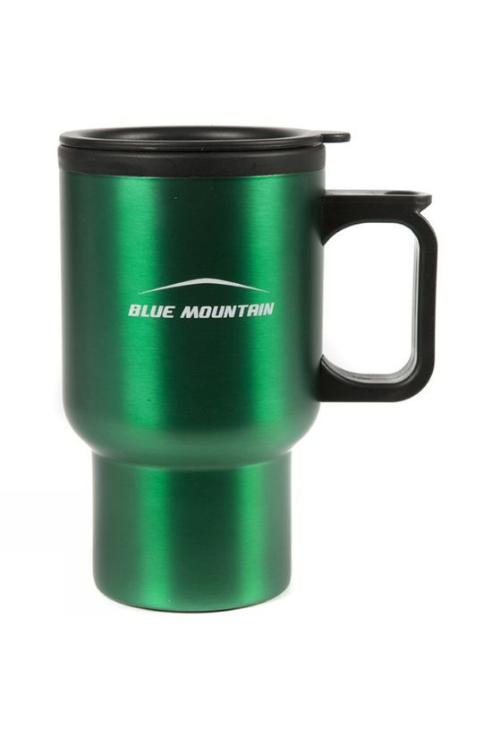 Blue Mountain Insulated Mug 450ml Green