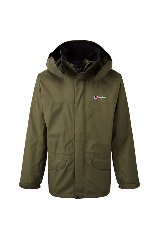 Berghaus Men's Cornice IA Jacket Ivy Green