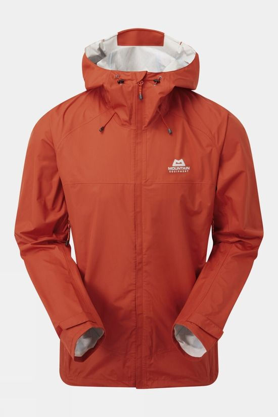 Mountain Equipment Mens Zeno Jacket Bracken