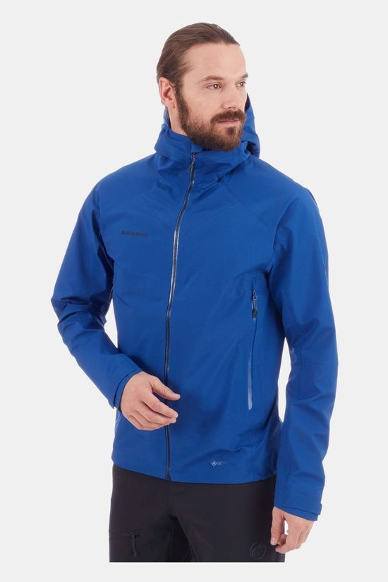 Mammut Mens Meron Light HS Jacket Surf