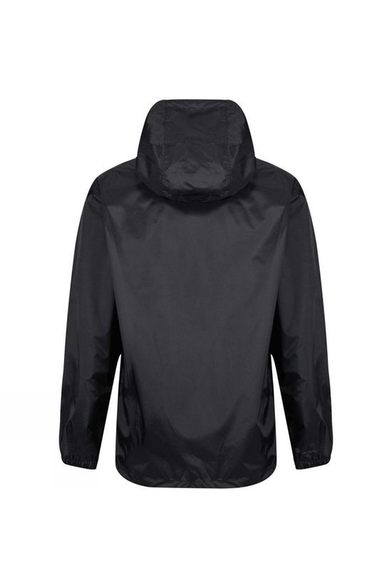 Regatta Mens Pack It Jacket III Black