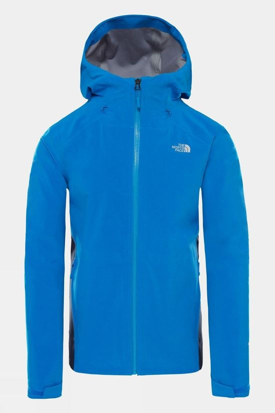 The North Face Mens Apex Flex Dryvent Jacket Bomber Blue/Urban Navy