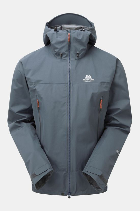 Mountain Equipment Mens Shivling Jacket Ombre Blue