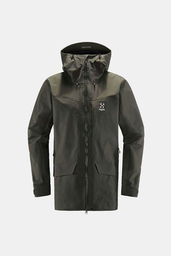 Haglofs Mens Grym Evo Jacket Deep woods