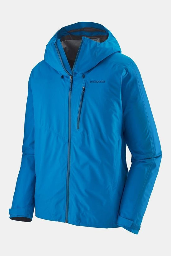 Patagonia Men's Calcite Jacket Andes Blue