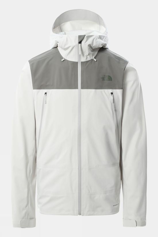 The North Face Men's Tente FutureLight Jacket Tin Grey/Agave Green